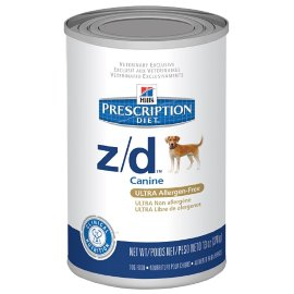 "Консервы Hill's PD ""Canine z/d ULTRA Allergen-Free"" - Консервы Hill's PD ""Canine z/d ULTRA Allergen-Free"""