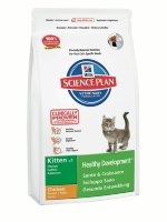 "Сухой корм Hill's SP ""Kitten Healthy Development Chicken"", с курицей"
