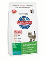 "Сухой корм Hill's SP ""Kitten Healthy Development Tuna "", с тунцом"