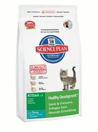 "Сухой корм Hill's SP ""Kitten Healthy Development Tuna "", с тунцом - 5198.jpg"