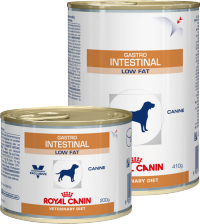 "Консервы Royal Canin VDC ""Gastro Intestinal Low Fat"" - Консервы Royal Canin VDC ""Gastro Intestinal Low Fat""	купить в интернет-магазине afyp.ru"