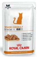 "Пауч Royal Canin VCN ""Senior Consult Stage 1 Wet"""