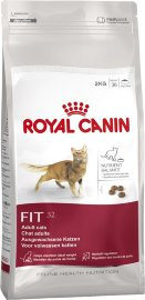 "Сухой корм Royal Canin FHN ""Fit 32"" Сухой корм Роял Канин для кошек, живущих в помещении, но бывающих на улице"