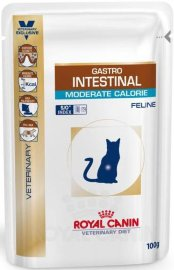 "Пауч Royal Canin VDF ""Gastro Intestinal Moderate Calorie"" - Пауч Royal Canin VDF ""Gastro Intestinal Moderate Calorie""	купить в интернет-магазине afyp.ru"